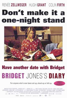 Bridget Jones's Diary - 11 x 17 Movie Poster - UK Style A