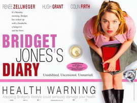 Bridget Jones's Diary - 11 x 17 Movie Poster - Style C