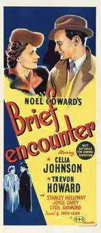 Brief Encounter - 14 x 36 Movie Poster - Australian Style A