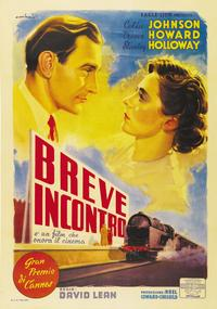 Brief Encounter - 43 x 62 Movie Poster - Italian Style A