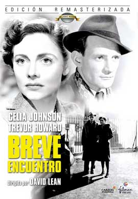 Brief Encounter - 11 x 17 Movie Poster - Spanish Style A
