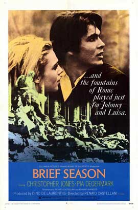 A Brief Season - 27 x 40 Movie Poster - Style A