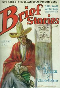 Brief Stories (Pulp) - 11 x 17 Pulp Poster - Style A