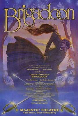 Brigadoon (Broadway) - 27 x 40 Movie Poster - Style A