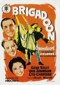 Brigadoon - 11 x 17 Movie Poster - Spanish Style A