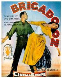 Brigadoon - 27 x 40 Movie Poster - Spanish Style A