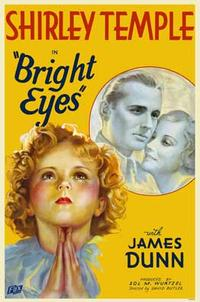 Bright Eyes - 43 x 62 Movie Poster - Bus Shelter Style A