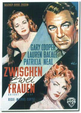 Bright Leaf - 11 x 17 Movie Poster - German Style A