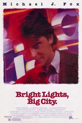 Bright Lights, Big City - 11 x 17 Movie Poster - Style A