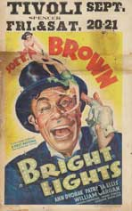 Bright Lights - 27 x 40 Movie Poster - Style A