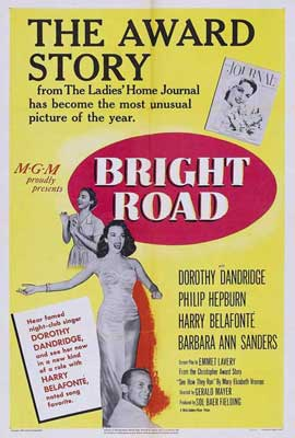 Bright Road - 11 x 17 Movie Poster - Style B