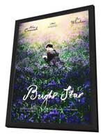 Bright Star - 11 x 17 Movie Poster - Style A - in Deluxe Wood Frame
