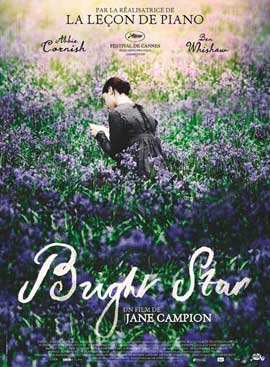Bright Star - 11 x 17 Movie Poster - French Style A