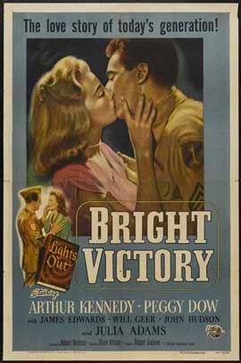 Bright Victory - 11 x 17 Movie Poster - Style A