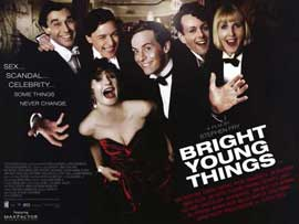 Bright Young Things - 11 x 17 Poster - Foreign - Style A