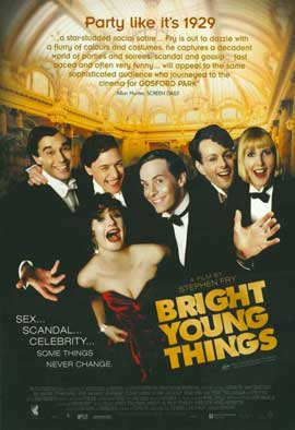 Bright Young Things - 27 x 40 Movie Poster - Style B