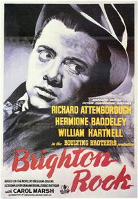 Brighton Rock - 43 x 62 Movie Poster - Bus Shelter Style A