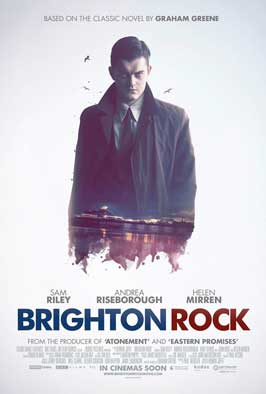 Brighton Rock - 11 x 17 Movie Poster - UK Style B