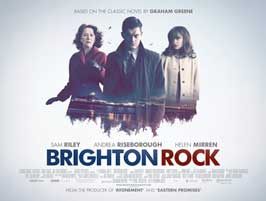 Brighton Rock - 11 x 17 Movie Poster - UK Style D