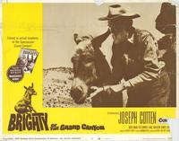 Brighty of the Grand Canyon - 11 x 14 Movie Poster - Style D