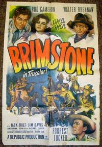 Brimstone - 27 x 40 Movie Poster - Style A