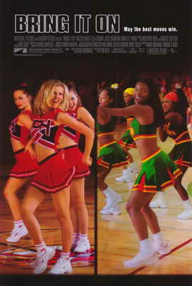 Bring It On - 11 x 17 Movie Poster - Style B