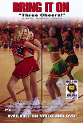 Bring It On - 27 x 40 Movie Poster - Style A