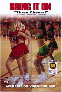 Bring It On - 43 x 62 Movie Poster - Bus Shelter Style A