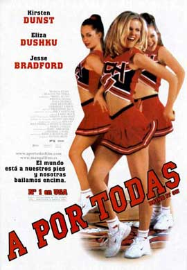 Bring It On - 11 x 17 Movie Poster - Spanish Style A