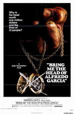 Bring Me the Head of Alfredo Garcia - 11 x 17 Movie Poster - Style B
