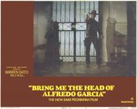 Bring Me the Head of Alfredo Garcia - 11 x 14 Movie Poster - Style G