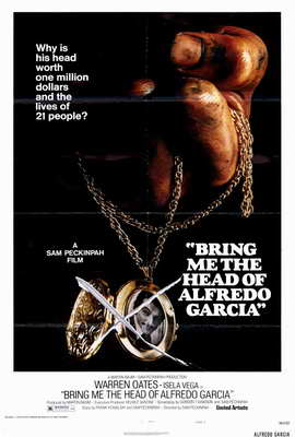Bring Me the Head of Alfredo Garcia - 27 x 40 Movie Poster - Style B