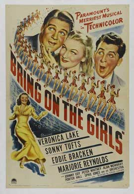 Bring on the Girls - 27 x 40 Movie Poster - Style A