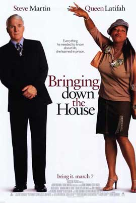 Bringing Down the House - 11 x 17 Movie Poster - Style A