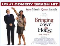 Bringing Down the House - 11 x 17 Movie Poster - Style B