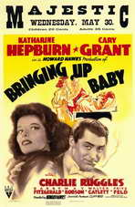 Bringing Up Baby - 11 x 17 Movie Poster - Style A