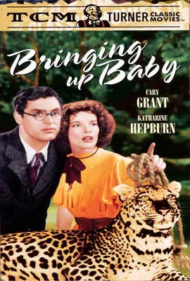 Bringing Up Baby - 27 x 40 Movie Poster - Style B