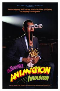 British Animation Invasion - 27 x 40 Movie Poster - Style A