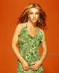 Britney Spears - 8 x 10 Color Photo #6