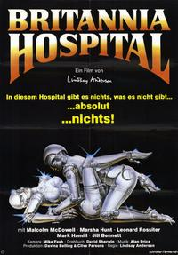 - 11 x 17 Movie Poster - German Style A