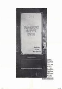 Broadway Danny Rose - 43 x 62 Movie Poster - Bus Shelter Style A