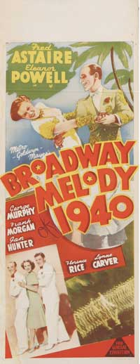 Broadway Melody of 1936 - 11 x 17 Movie Poster - Australian Style A