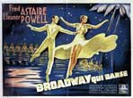Broadway Melody of 1940 - 11 x 17 Movie Poster - French Style A