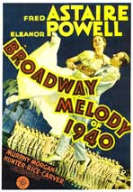 Broadway Melody of 1940 - 11 x 17 Movie Poster - Style B