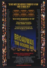 Broadway: The Golden Age - 11 x 17 Movie Poster - Style A