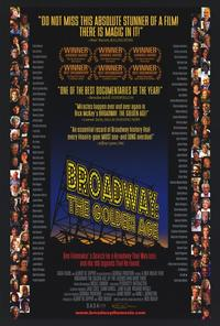 Broadway: The Golden Age - 27 x 40 Movie Poster - Style A