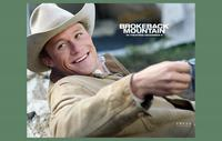 Brokeback Mountain - 11 x 17 Movie Poster - Style E