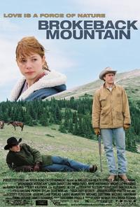 Brokeback Mountain - 27 x 40 Movie Poster - Style B