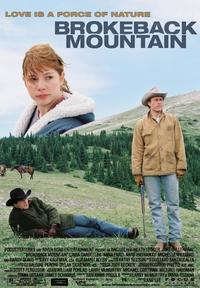 Brokeback Mountain - 43 x 62 Movie Poster - Bus Shelter Style B