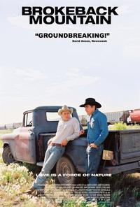 Brokeback Mountain - 11 x 17 Movie Poster - Style J